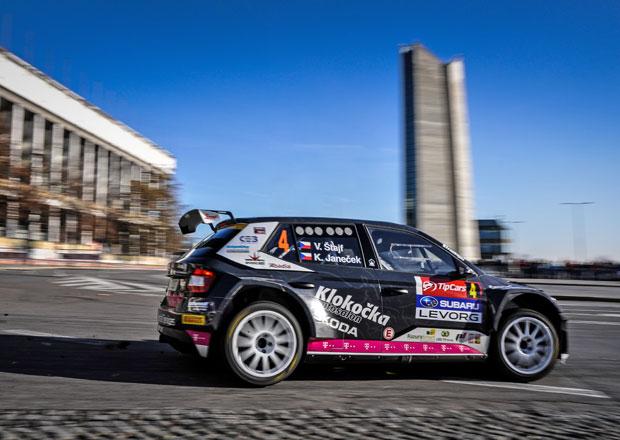 Racing 21 po Pražském Rally Sprintu: Stupně vítězů, to je paráda! (+video)