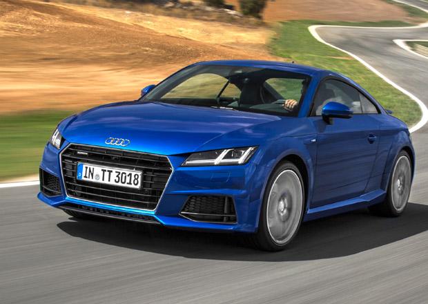 V Audi TT je trocha Octavie Scout. Dostalo diesel se čtyřkolkou