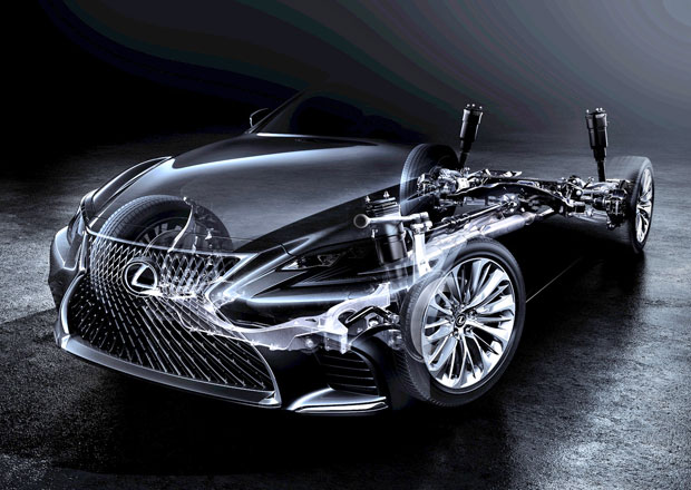 Nový Lexus LS se ukáže už v Detroitu. Dostane i palivové články?