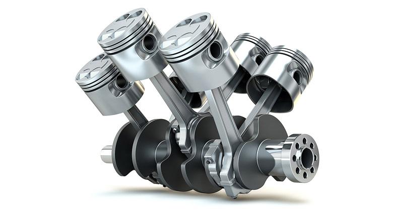 Písty spalovacího motoru: Co přesně v motoru dělají? A co všechno musí vydržet?