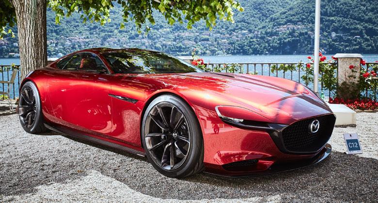 Mazda na Wankel nezanevřela. Chce ho ale využít trochu zvláštním způsobem