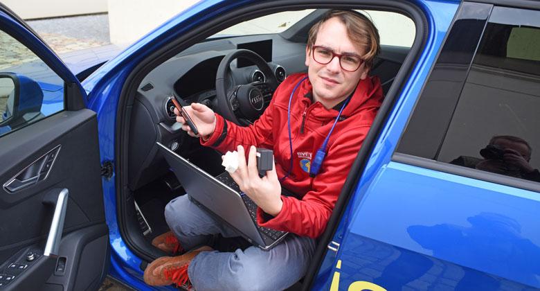 Bluetooth OBD II: Víme, jak si jednoduše natáhnout data z auta do počítače!