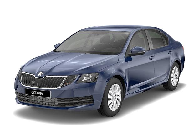 Jak vypadá základní čtyřoká Škoda Octavia za 407.900 Kč? A jak ta nejdražší za milion?