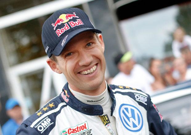 Šampion WRC Ogier musí změnit dres. Už víme, kde bude jezdit v roce 2017