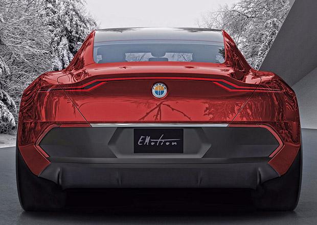 Fisker EMotion: Takhle vypadá záď rekordního elektrického sedanu