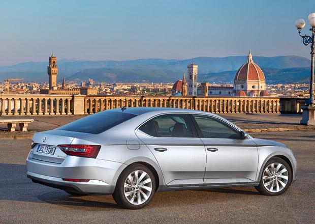 Škoda Auto v listopadu znovu rostla. Meziročně o 9,6 procenta