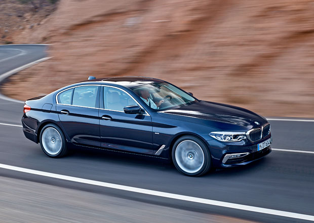 Jízdní dojmy BMW 5: Další odklon od tradice?