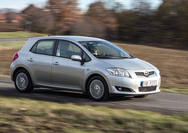 Ojetá Toyota Auris I (E150): Nové jméno, staré pořádky