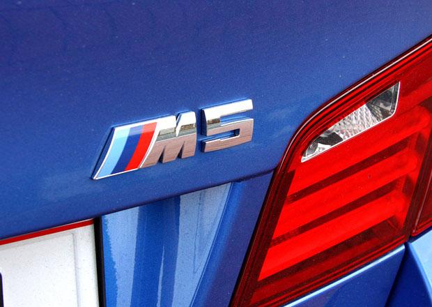 Čtyřkolka BMW M5 bude chytrá. Vypnete ji a máte zadokolku!