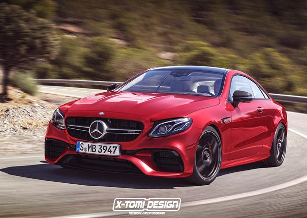 Mercedes-AMG E kupé překvapí: Sportovní verze bude šestiválcovým hybridem!