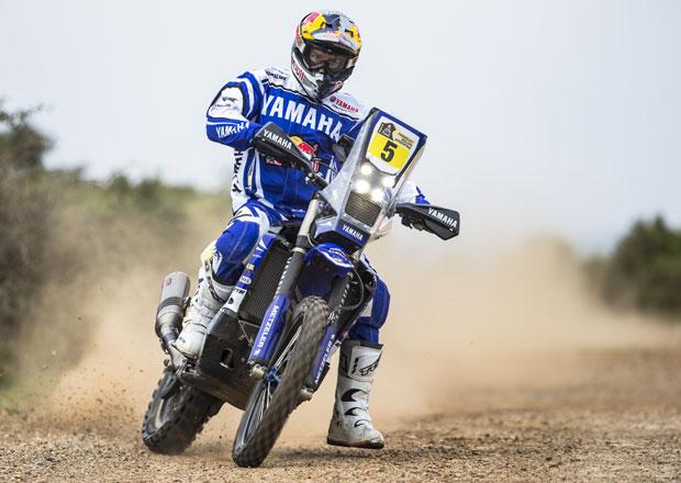 Yamaha WR450F Rally je připravena pro Dakar 2017