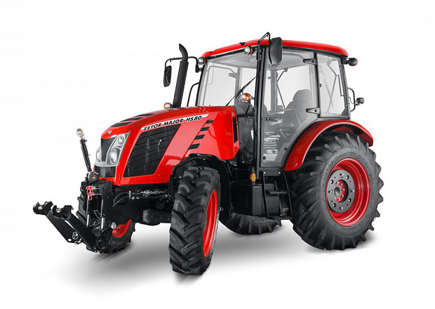 Zetor odhaluje nový model Major HS