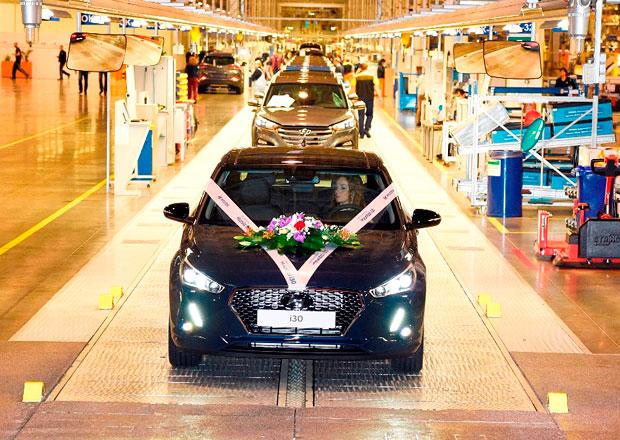 V Nošovicích začala výroba nového Hyundai i30