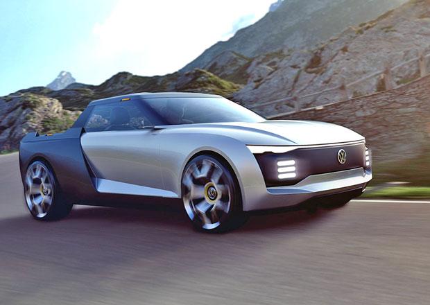 Volkswagen Varok je všechno, jenom ne nudný. Navrhli ho dva studenti