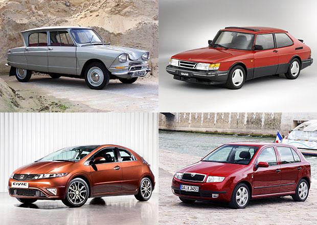 Krásné ošklivky: Devět aut, jejichž vzhled vyléčil čas. Kdo s léty zkrásněl?