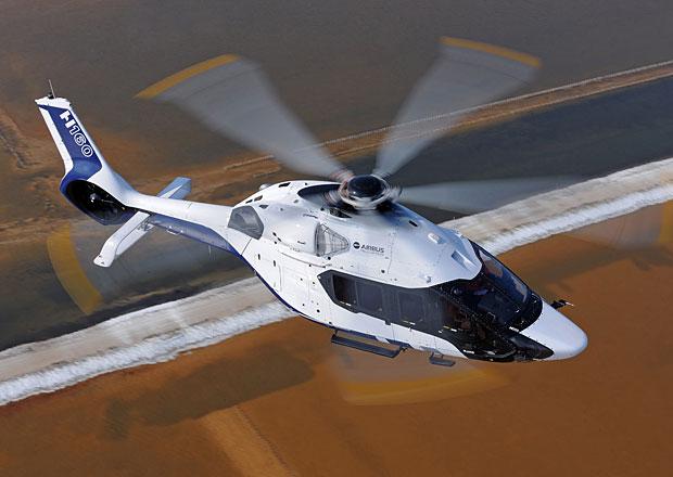 Peugeot Design Lab stojí za návrhem Airbus Helicopters H160 (+video)
