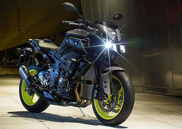 Yamaha MT-10: Super nah�� pro novou sez�nu (+video)