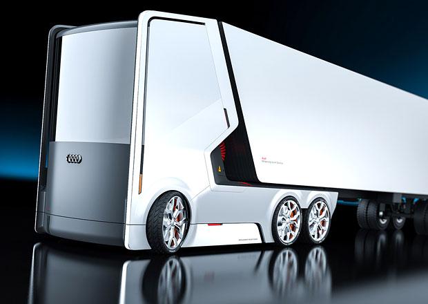 Co kdyby se Audi pustilo do výroby kamionů? Možná by vznikla tato šílenost!
