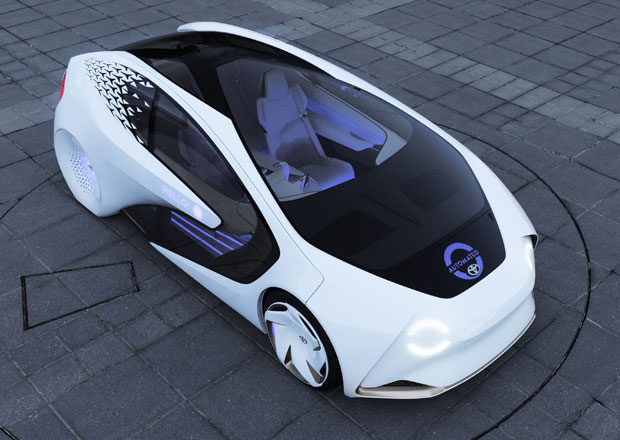 Toyota Concept-i: Je to Apple, není to Apple?