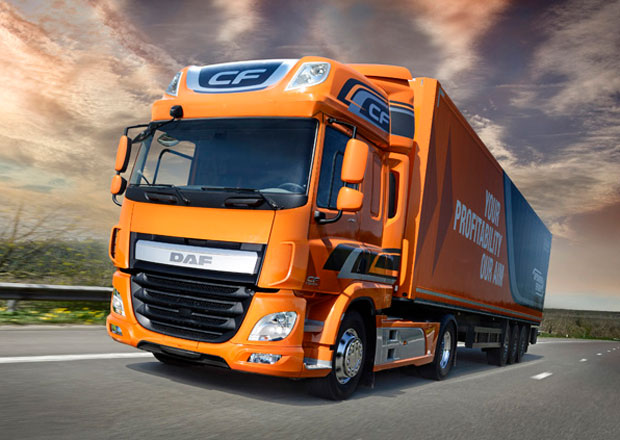 DAF Trucks získal ocenění 2016 Commercial Fleet Awards