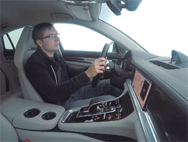 Video: Prozkoumejte s námi interiér Porsche Panamera!