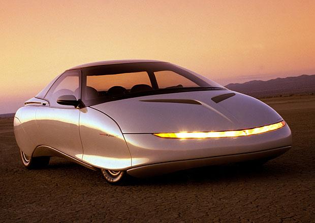 Zapomenuté koncepty: Pontiac Pursuit (1987) - S řízením po drátech