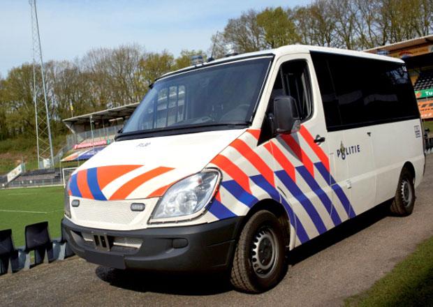 VDL Bus & Coach staví i policejní speciály