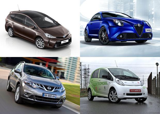 Nejméně prodávaná auta na trhu: Tyto modely Češi nechtějí!