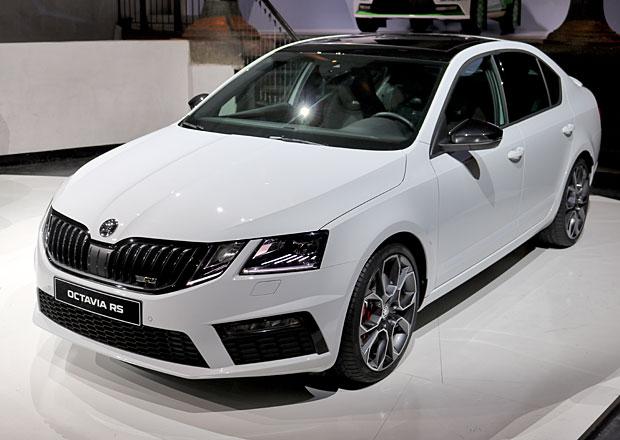 Omlazená Škoda Octavia oficiálně představena! Máme i kompletní technická data