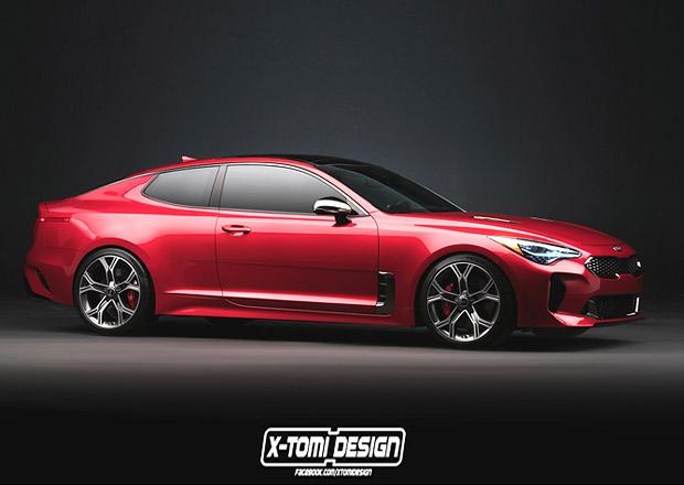 Kia Stinger: Líbilo by se vám kombi nebo kupé? A jak to bude s turbodieselem?