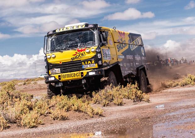 9. etapa Rallye Dakar 2017: Zrušeno!