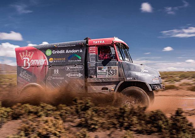 Ohlasy po 8. etapě Dakaru 2017: Potkáme se sdoprovody?