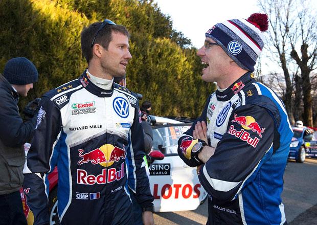 Sebastien Ogier a Jari-Matti Latvala hovoří o novém angažmá u Fordu a Toyoty