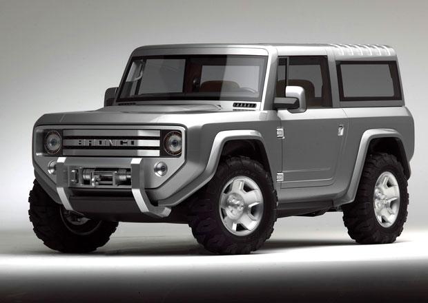 Ford Bronco: Legendární SUV se vrací. A nejen do USA!