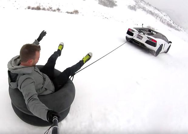 Video: Jak majitelé vozů Lamborghini zahání nudu?