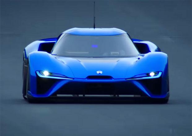 Nio EP9 rozdrtilo rekord elektromobilů na Nürburgringu o 16 sekund! (video)
