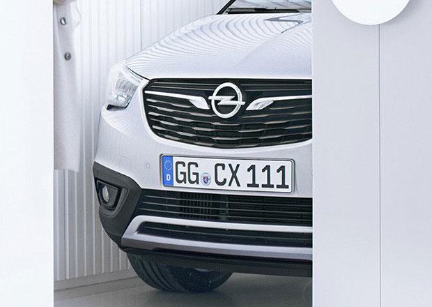 Malý crossover Opel Crossland X na první upoutávce. Vypadá jako Mokka X!