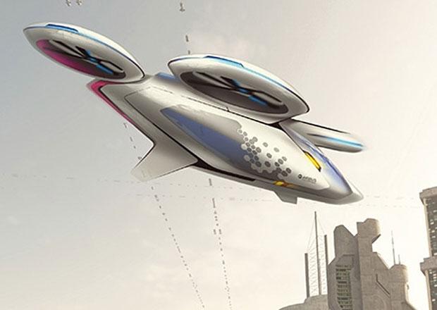 Airbus chce do konce roku prototyp létajícího auta