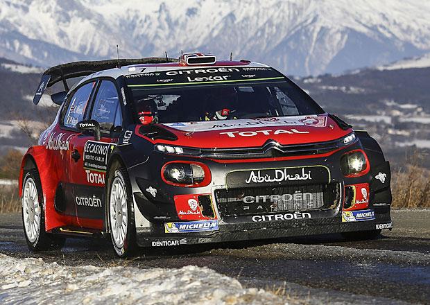 Rallye Monte Carlo 2017: Přichází nové WRC