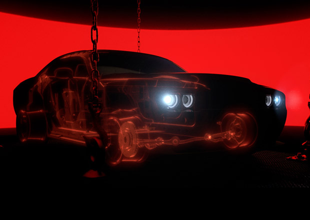 Dodge Challenger SRT Demon bude ještě drsnější než Hellcat