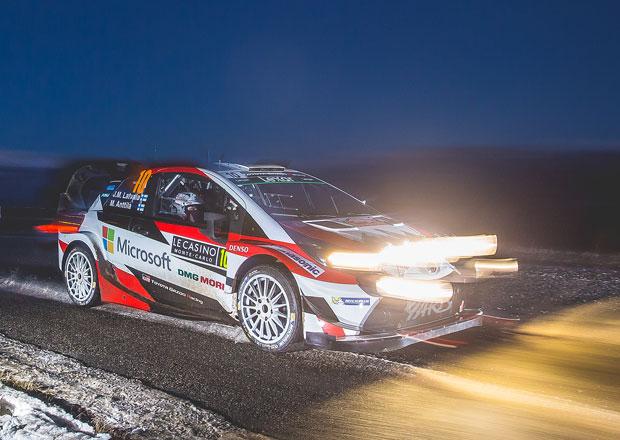 Rallye Monte Carlo po RZ5: Zatím otevřená bitva