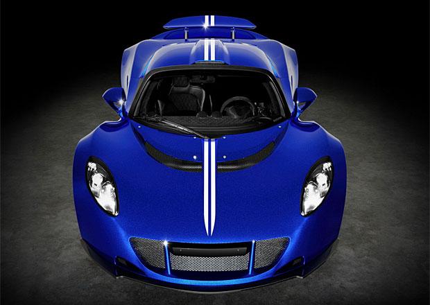 Hennessey vyrobil poslední Venom GT