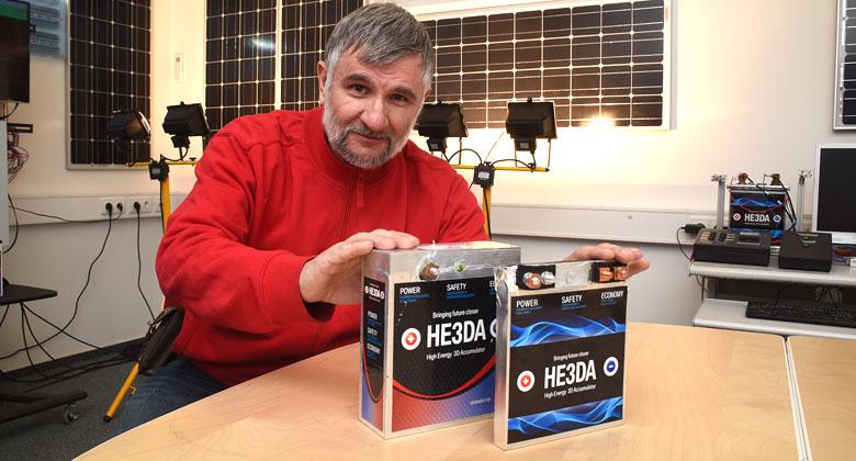 Bateriová revoluce z Česka. Byli jsme při výrobě akumulátorů, které mají změnit svět elektromobilů!