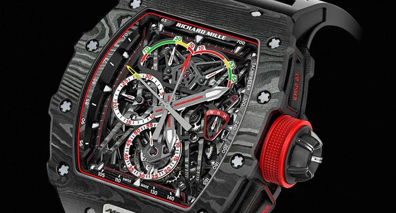 McLaren RM50-03: Hodinky za 25 milionů korun!