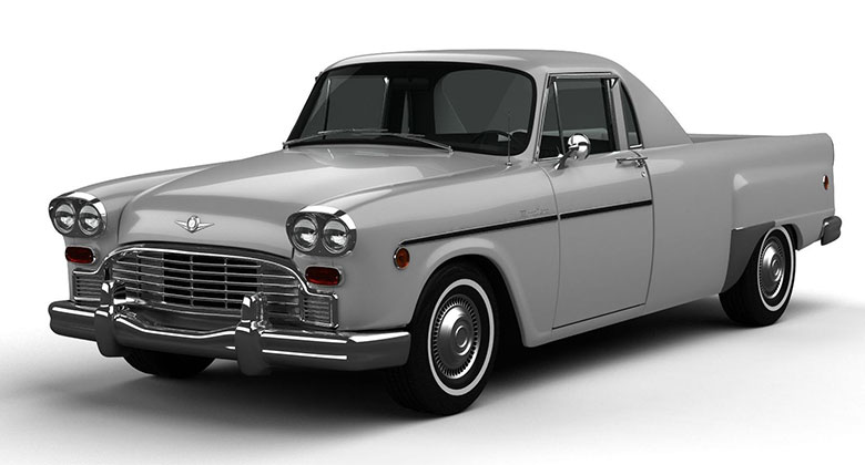 Legendární americké taxíky Checker jsou zpátky, ale trochu jinak...