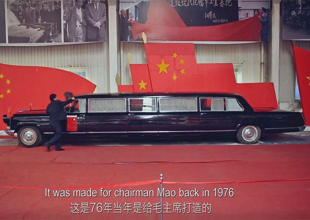 Podívejte se na unikátní muzeum čínských aut. Majitel je prý blázen...
