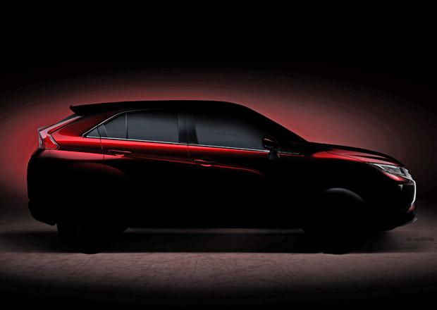 Nové SUV-kupé od Mitsubishi se ukáže v Ženevě. Tady je první snímek!