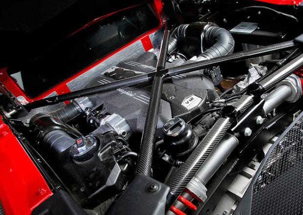 Lamborghini vzdoruje: Nástupce aventadoru zase dostane atmosférický V12!