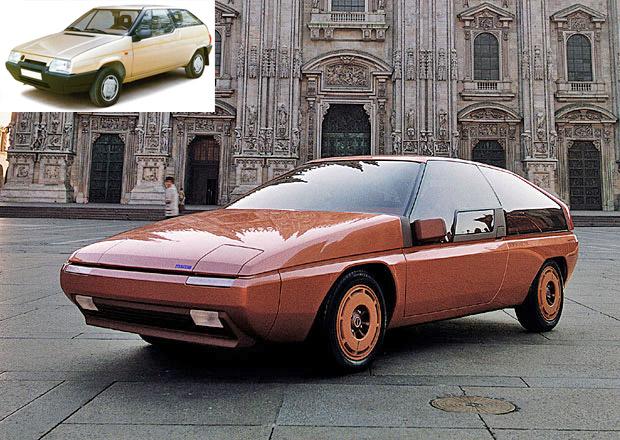 Zapomenuté koncepty: Mazda MX-81 Aria (1981) - Co má společného s Favoritem?