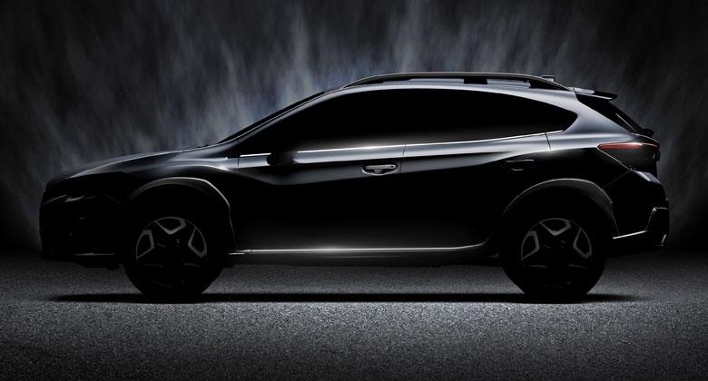 Nové Subaru XV uvidíme už v Ženevě. Na prvním snímku mu to opravdu sluší!